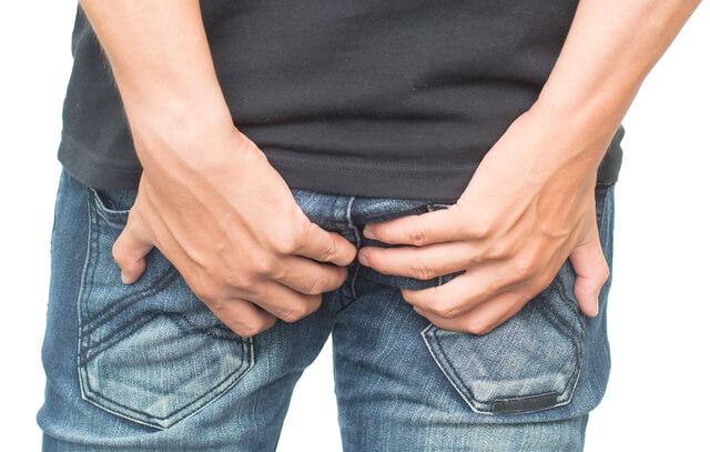 肛門からでた痔の治し方